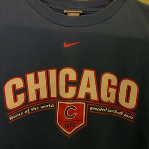 Chicago Cubs Nike shirt